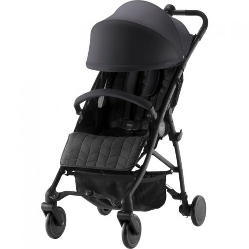 Britax Romer - Количка 'Go Next'  Wine Red Melange