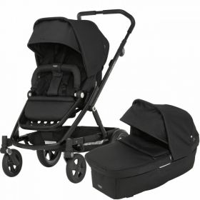 Britax Romer - Количка 'Go Next'  Black Inc