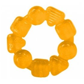 Bright Starts - Бебешка гризалка с вода Soothing Circle Teether