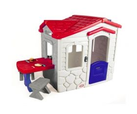 Little Tikes - Детска къща за игра Picnic on the Patiо Playhouse Royal