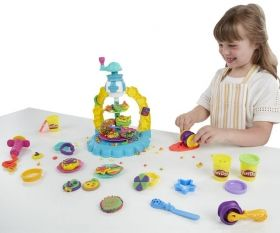 Hasbro - Play Doh Машина за сладки