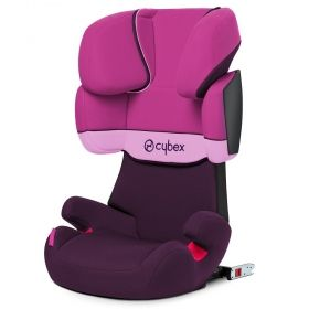 Cybex - Столче за кола Solution X-Fix (15-36 kg.) Purple Rain