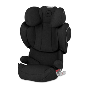 Cybex Стол за кола Solution  Z-Fix  plus Deep Black