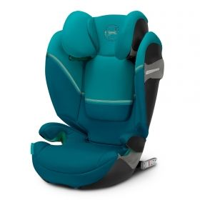Cybex Стол за кола Solution S I-Fix River Blue